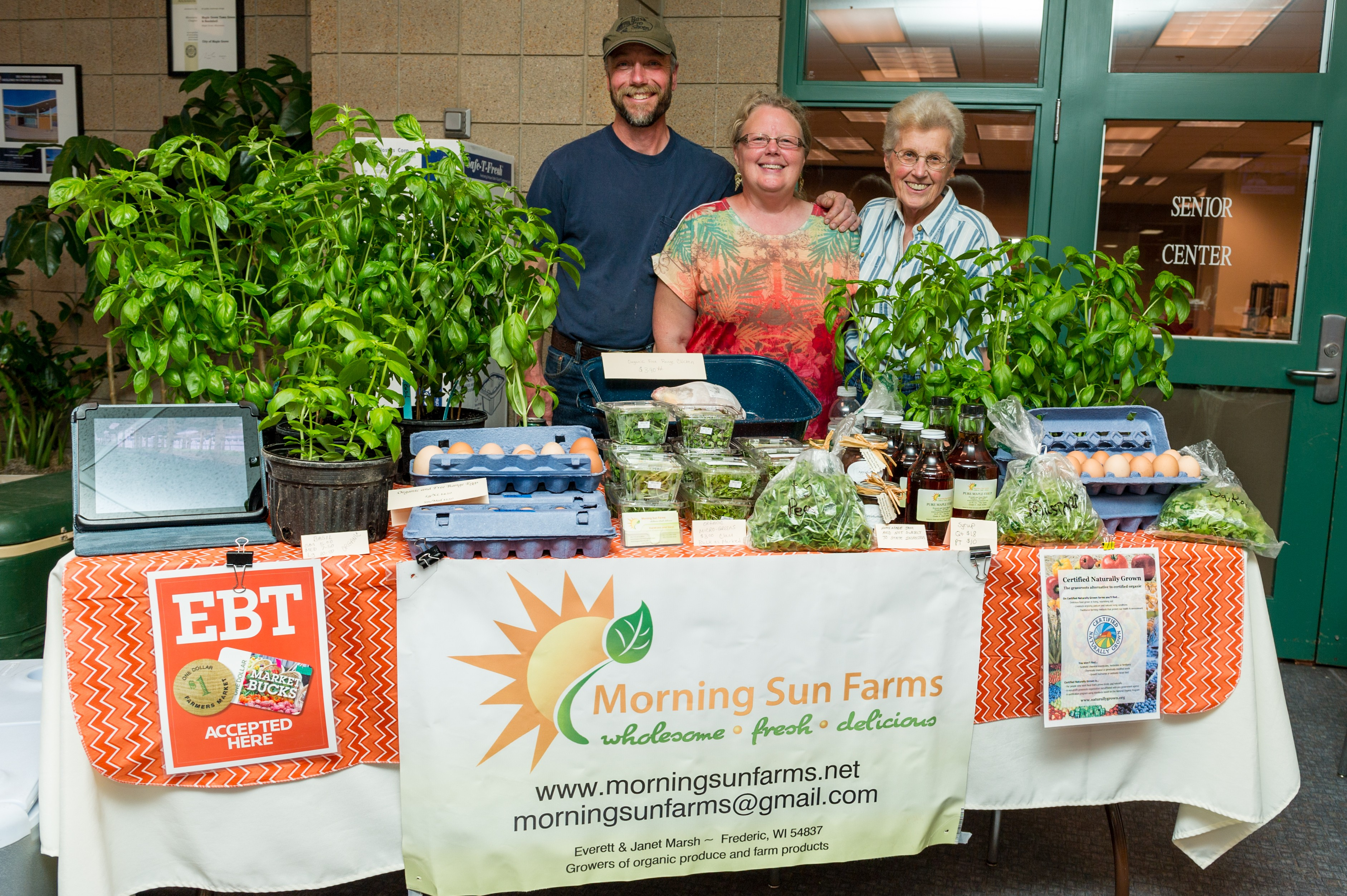 Farmers Market Began Its 2009 Season >> Meet Our Vendors Locally Grown Maple Grove Farmers Market