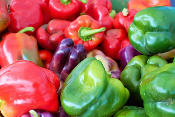 August at the Farmers Market: What's in Season?